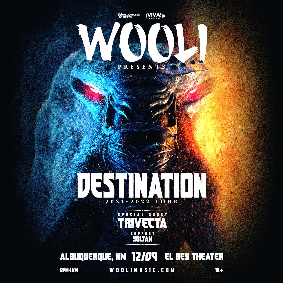 Flyer for Wooli