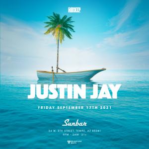 Justin Jay on 09/17/21
