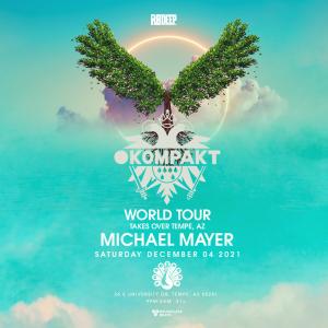 Kompakt World Tour - Michael Mayer on 12/04/21