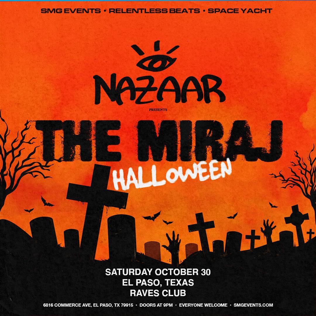 Flyer for Nazaar