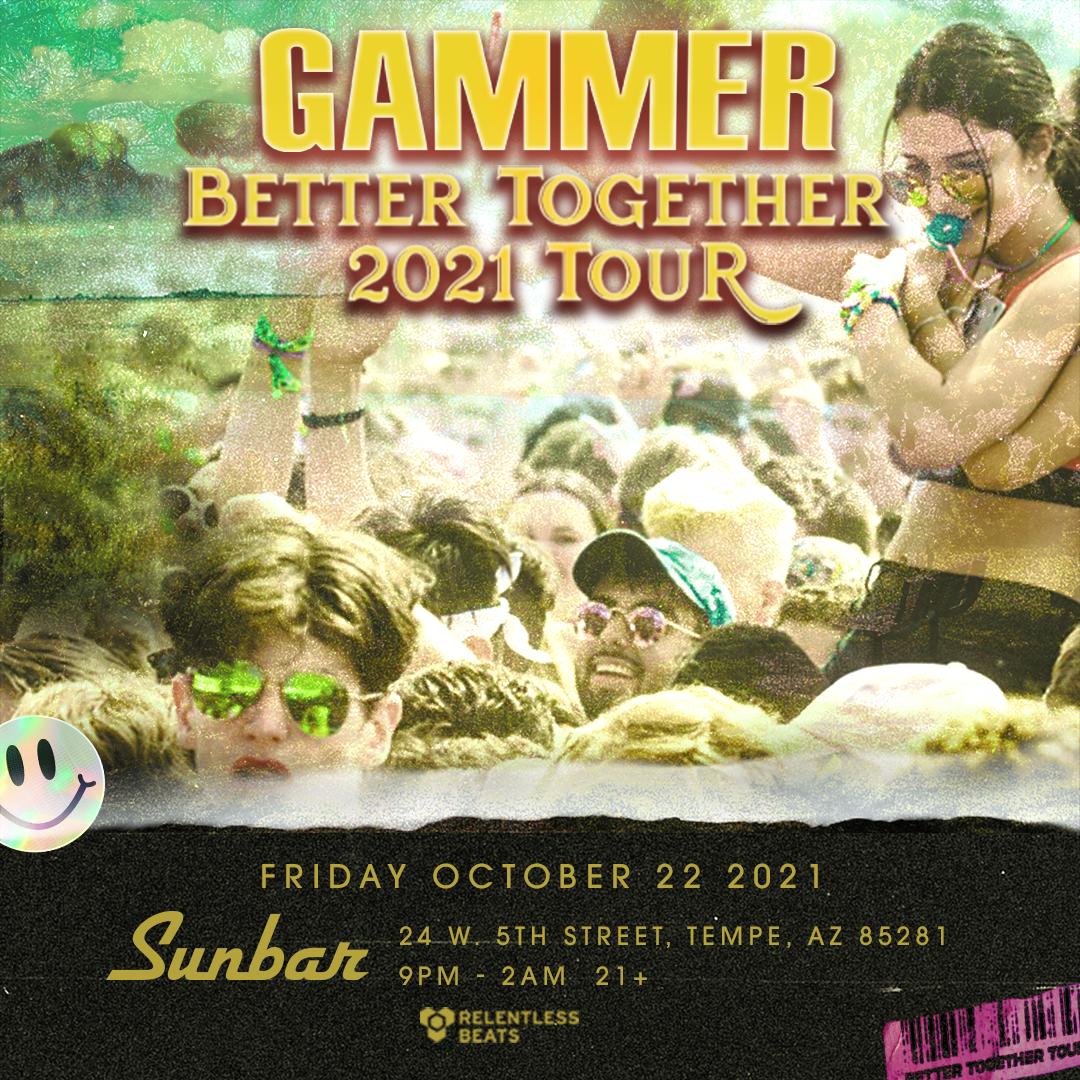 Flyer for Gammer