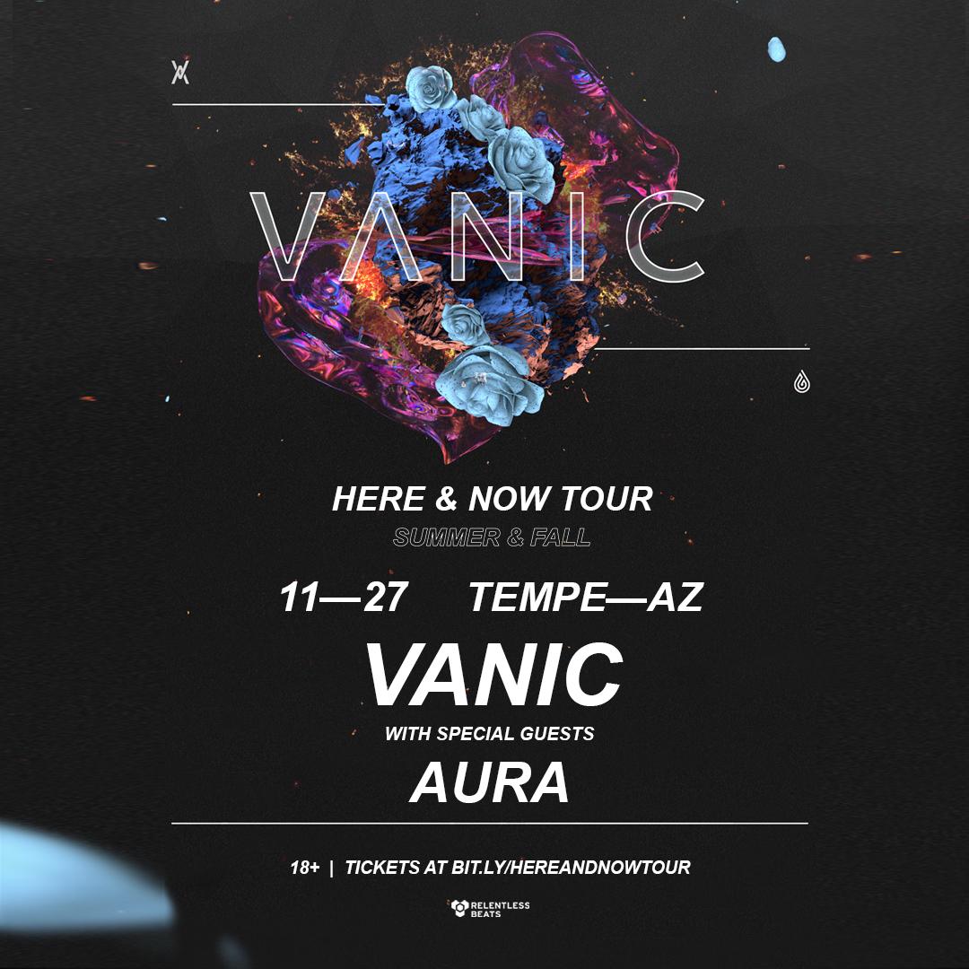 Flyer for Vanic