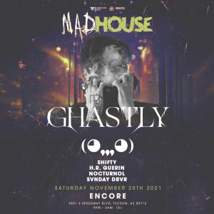 Ghastly on 11/20/21