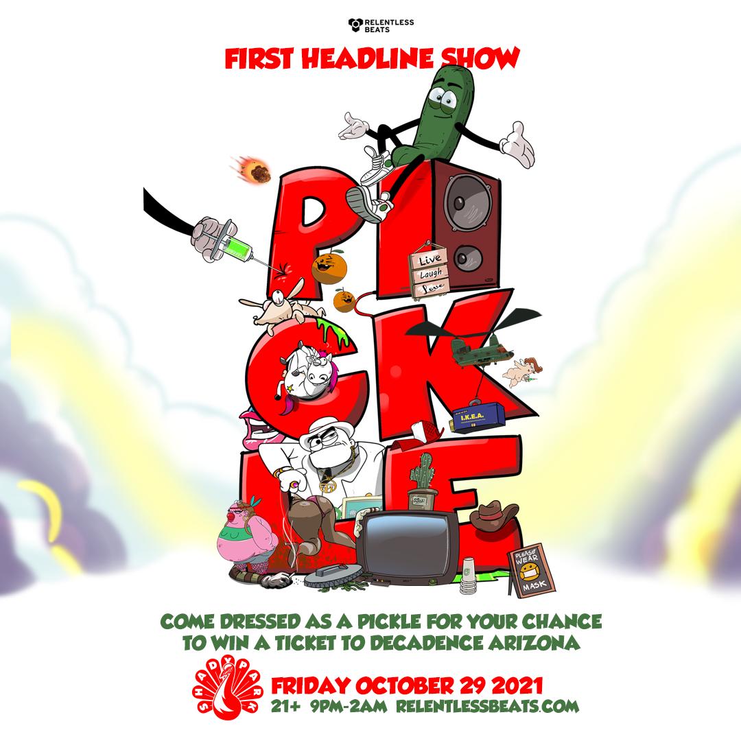 Flyer for Pickle